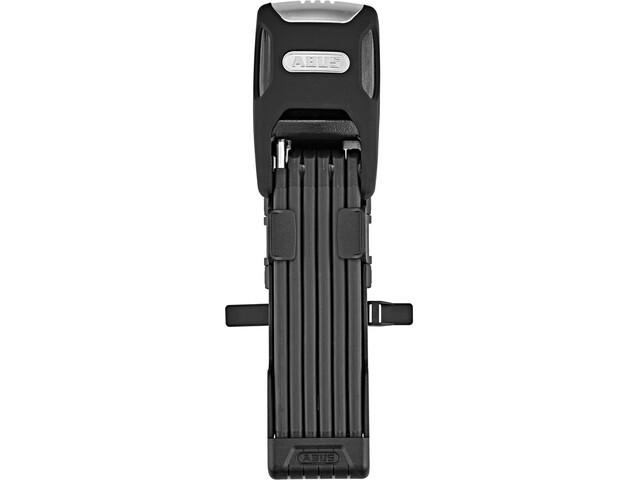 ABUS Bordo Alarm 6000A/90 SH candado plegable, black